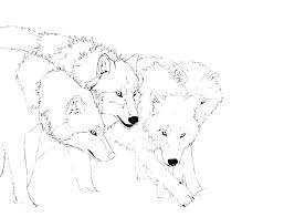 wolf howling drawing anime. Brilliant Drawing Wolf Howling Moon Coloring Pages Anime Page   In Wolf Howling Drawing Anime C
