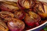 baked honey onions
