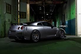 Custom Nissan GT-R - Velgen Wheels