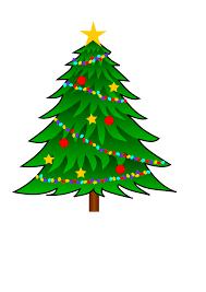 Christmas Tree Clip Art