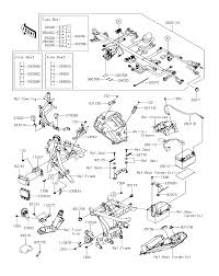 2017 kawasaki ninja 650 abs krt edition ex650khfa chassis electrical equipment parts best oem chassis electrical equipment parts diagram for 2017 ninja