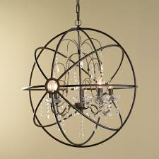 black light country style chandelier spherical chandelier