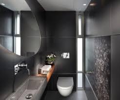 black bathroom. Wonderful Black Using Black In The Bathroom Intended D