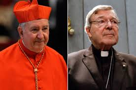 Image result for Pope removed 2 cardinals after sex abuse scandal