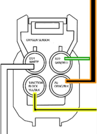 wire o sensor wiring diagram image wiring diagram 4 wire o2 sensor wiring honda tech on 4 wire o2 sensor wiring diagram