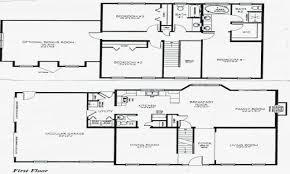 3 bedroom 2 story house plans fresh basement bedrooms 2 story 3 bedroom house plans 1 story