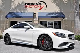 mercedes s63 amg 2015. Fine Mercedes Used 2015 MercedesBenz S63 AMG 4MATIC Coupe  Lake Park FL Intended Mercedes Amg E