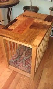 designer dog crate furniture ruffhaus luxury wooden. End Table Dog Crate Plans Designer Furniture Ruffhaus Luxury Wooden R