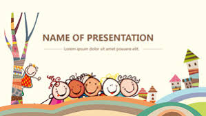 Children Powerpoint Templates Magdalene Project Org