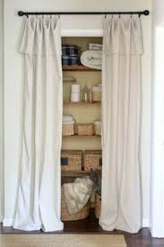 Direct your eyes to my window treatments on my sliding doors. They might be  my