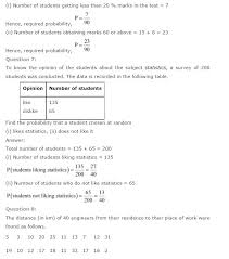 NCERT Solutions for Class 9th Maths: Chapter 15 Probability ...