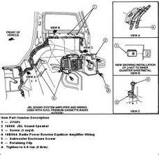 similiar 96 explorer wiring diagram keywords 96 ford explorer jbl radio wiring diagram as well 96 ford explorer