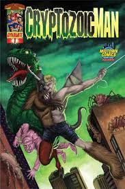 Cryptozoic Man #1 Cover D Midtown Exclusive Special Edition Variant Cover