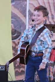 Young stars rock out at rodeo - HoustonChronicle.com