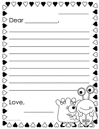 Best Solutions Of Friendly Letter Writing Samples Pdf Amazing Letter ...