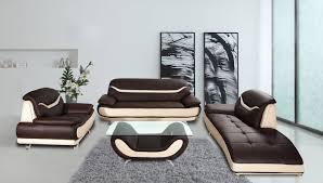 Phillipsburg 3 Piece Leather Living Room Set