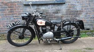 1954 125cc excelsior consort villiers motorcycle sold picture 1 of 6
