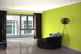 wall paint colors. Nice Green Nuance Of The Wall Paint Color Inside House Can Be Decor With Grey Modern Colors