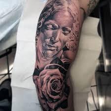 100 Ježíš Tetování Pro Muže Cool Spasitel Inkoust Design Nápady