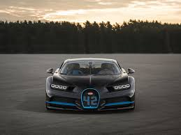 According to carscoops, bugatti ceo wolfgang durheimer drove the chiron to a new top speed of 236 mph last weekend during a track run at the 24 hours of le mans. 0 400 0 Km H In 42 Seconds Bugatti Chiron Sets World Record Bugatti Newsroom