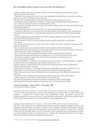 Psychiatrist Resume – Foodcity.me