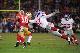 Game Review New York Giants At San Francisco 49ers January