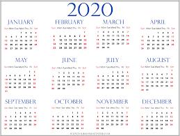 2020 calandars 2020 calendars in pdf download templates of calendar 2020