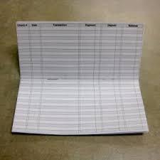 Check Register Printable Checkbook Register Makify Com