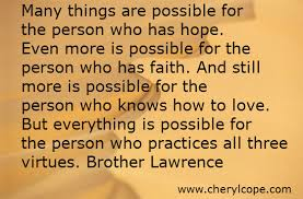 Christian Quotes On Hope And Faith Best of Hopequote24 Cheryl Cope