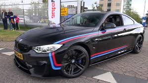Coupe Series bmw m4 f82 : BMW M4 F82 Coupe with Full M Performance Exhaust - YouTube