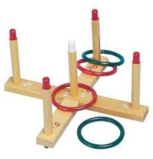 Lawn Game With Wooden Blocks Awesome Lawn Games EBay