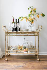 Home Bar Ideas For A Luxury Space Barcart