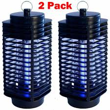 Stinger Mosquito Light Details About 2pack Electric Mosquito Fly Bug Insect Zapper Killer Led Trap Lamp Stinger Pest