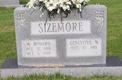 William Howard Sizemore (1910-1990) - Find A Grave Memorial