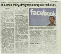 A Newspaper Article Newspaper Article About Website Design Blog