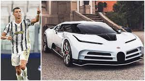 Ronaldo is known for demanding the best and the vehicle should go a long way in satisfying him. Is This Cristiano Ronaldo S New Juventus Coloured Bugatti Marca In English