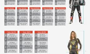 Dainese Race Suit Size Chart True To Life Dainese Jacket Size Chart Dainese Motorcycle