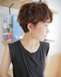 外国人風くせ毛パーマ Hair Pinterest くせ毛パーマヘア