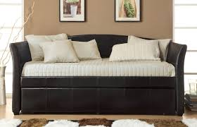 Cozy Daybeds With Trundle For Your Modern Bedroom Design Decorating: Day  Bed Sofa Bed Or
