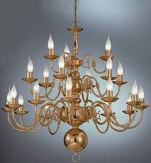 franklite delft polished brass 21 light 3 tier flemish chandelier