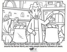 Apostle Paul In Prison Coloring Page Beautiful 25 Best Paul And