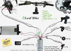 pin by cat6wiring on electrical color code wiring diagram wiring color codes for dc circuits leaf new 48v lcd brushless motor controller leafmotor