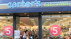Carters Inc Carters Inc Introduces Carters Kid Range For Age Group 4