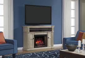 58 wyatt soft white grey a mantel electric fireplace 28mm4684 t477