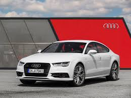 audi 2015 a7 red. audi a7 sportback 2015 front angle red