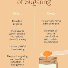sugaring hair removal 101 pros cons