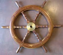 ship s wheel designeanings