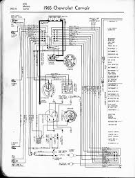 chevy wiring diagrams 1965 corvair 500 monza corsa left