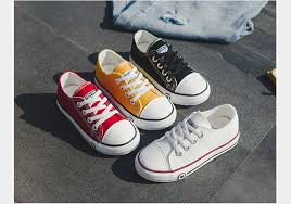 <b>Children</b> tennis <b>kids</b> shoes 2019 flat with <b>solid breathable</b> canvas ...