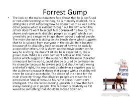 disability in forrest gump forrest gump